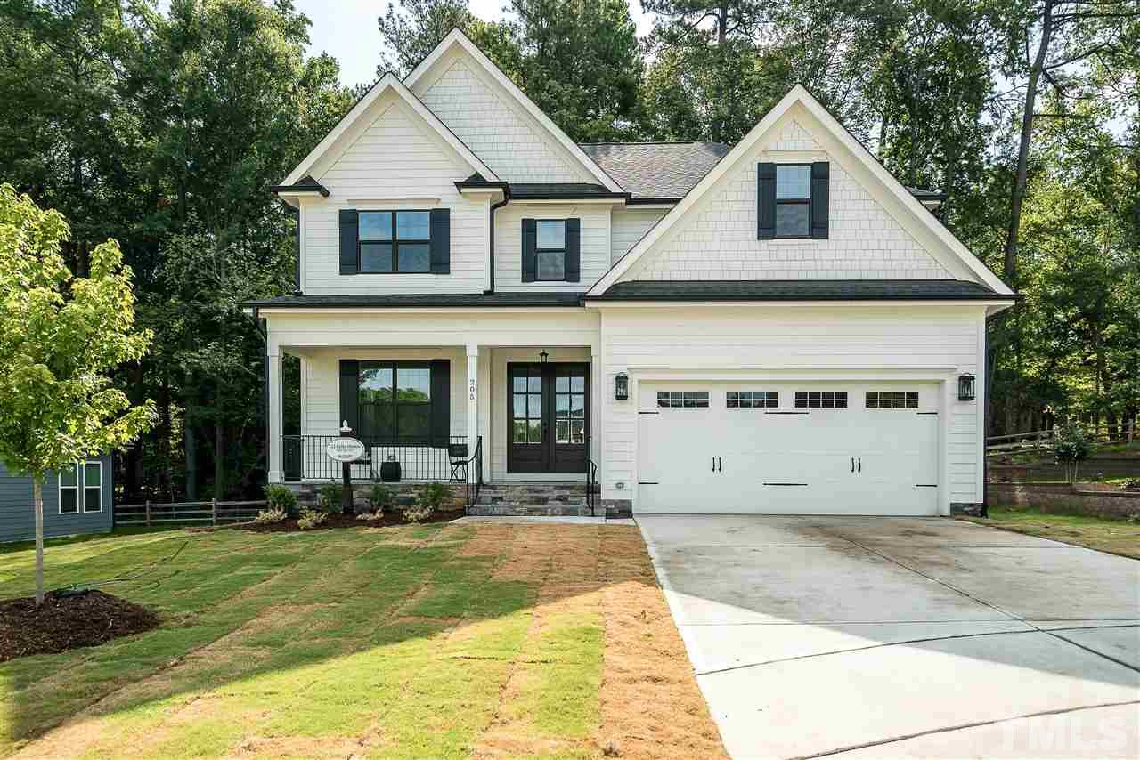 205 Everam Court  Chapel Hill, NC 27516